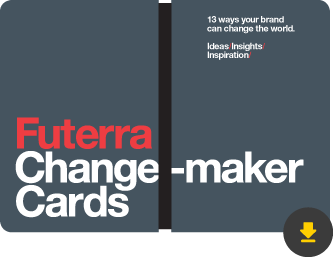 Futerra Changemaker Cards